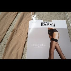 NIB Wolford Individual 10 Size S Color Cosmetic